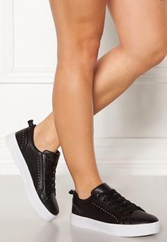 Bianco Birka Studs Sneakers 101 Black Bubbleroom.se