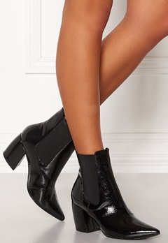 Bianco Candy Flared Boot 103 Black Bubbleroom.se