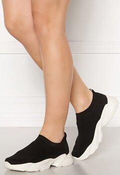 Bianco Case Knit Sneaker 104 Black Bubbleroom.se