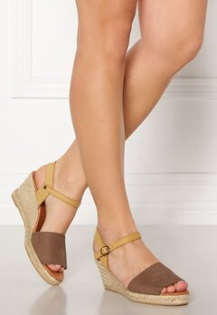 Bianco Dara Suede Espadrillo 211 Light Brown Bubbleroom.se