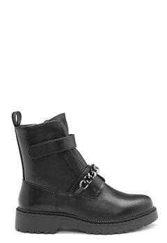 Bianco Delpha Chain Boot 100 Black bubbleroom.se