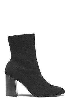 Bianco Ellie Knit Boot 104 Black 4 bubbleroom.se