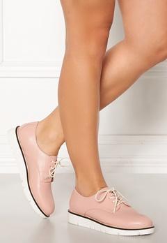 Bianco Laced Up Shoe 46 Rose Bubbleroom.se