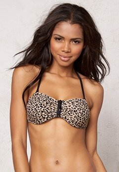 BEACHWAVE Bikini-bh Molly Leopard Bubbleroom.se
