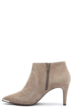 Billi Bi Black Suede High Booties Roma Bubbleroom.fi