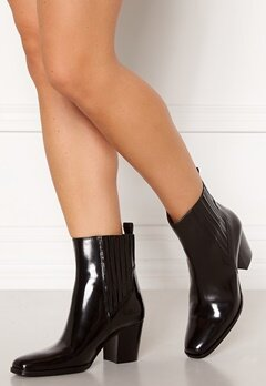 Billi Bi Leather Boots 900 Black Bubbleroom.se
