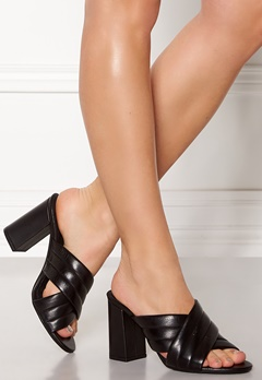 Billi Bi Leather Sandals Black Bubbleroom.se