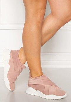 Billi Bi Leather Sneakers 958 Rose Bubbleroom.se