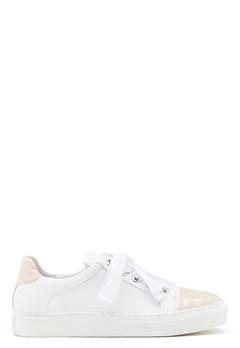 Billi Bi Leather Sneakers White Bubbleroom.fi