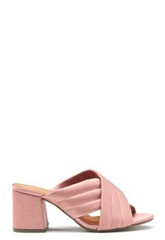 Billi Bi Satin Sandals Old Rose Bubbleroom.se