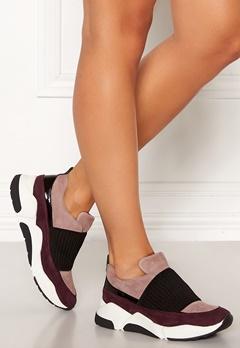Billi Bi Sporty Sneakers Bordo/Rose Bubbleroom.se