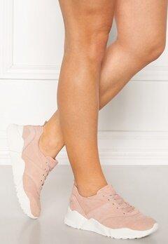 Billi Bi Suede Sneakers Light Rose Bubbleroom.se