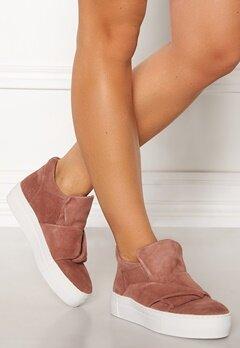 Billi Bi Suede Sneakers Pink Bubbleroom.se