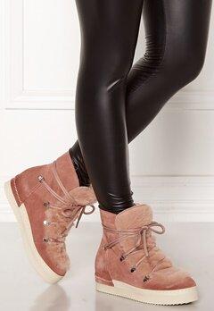 Billi Bi Tomcat Suede Shoes Rose Bubbleroom.se