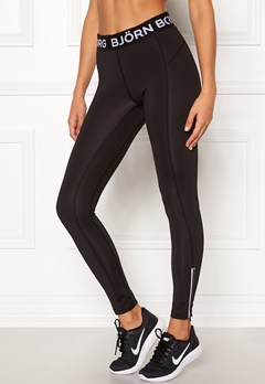 Björn Borg Zip Tights Chrystal Black Beauty Bubbleroom.se