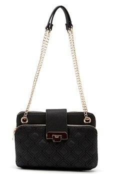 New Look Blair Quilt Chain bag Black Bubbleroom.se