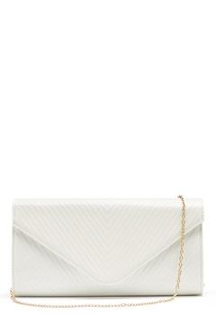 Koko Couture Bonnie Bag White Bubbleroom.se