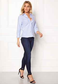 Boomerang Lilly Solid Oxford Shirt Pale blue Bubbleroom.fi