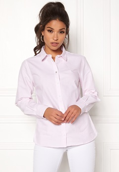 Boomerang Lilly Striped Shirt Powder Pink Bubbleroom.se