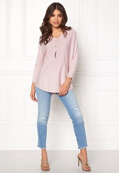 Boomerang Opal Sweater 925 Pink Lemonade Bubbleroom.se