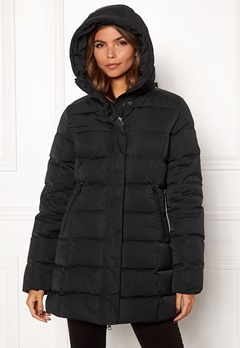 Boomerang Siri Down Jacket Black Bubbleroom.se