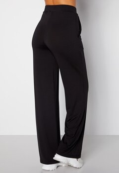 BUBBLEROOM Alanya trousers Black Bubbleroom.se