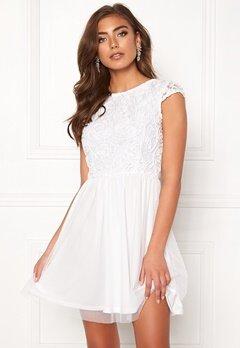 BUBBLEROOM Ayla dress White Bubbleroom.se