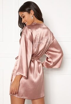 BUBBLEROOM Aylin Robe Light pink Bubbleroom.fi