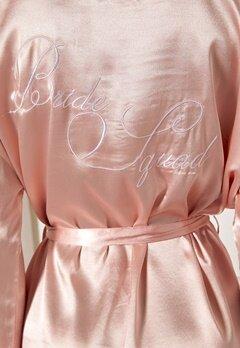 BUBBLEROOM Aylin Robe Powder pink Bubbleroom.se