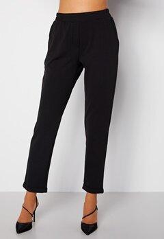 BUBBLEROOM Bonita soft suit pant Black bubbleroom.se