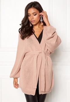 BUBBLEROOM Bonnie knitted sweater Dusty pink Bubbleroom.eu