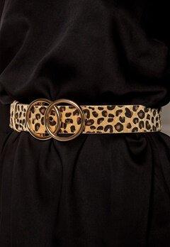 BUBBLEROOM Bree belt Leopard Bubbleroom.se