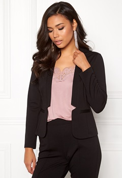 BUBBLEROOM Brienne blazer Black Bubbleroom.se