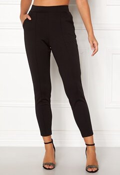 BUBBLEROOM Brienne trousers Black Bubbleroom.se