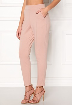 BUBBLEROOM Brienne trousers Dusty pink Bubbleroom.fi
