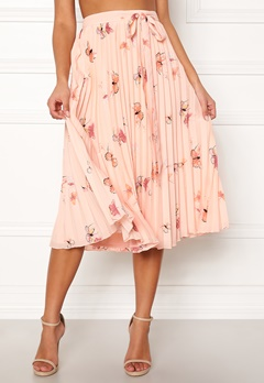 BUBBLEROOM Carolina Gynning Butterfly skirt Light pink / Patterned Bubbleroom.se