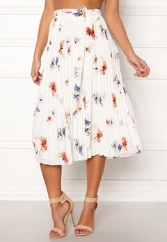 BUBBLEROOM Carolina Gynning Butterfly skirt White / Patterned Bubbleroom.se