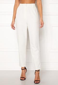 BUBBLEROOM Carolina Gynning Suit trousers  White Bubbleroom.se