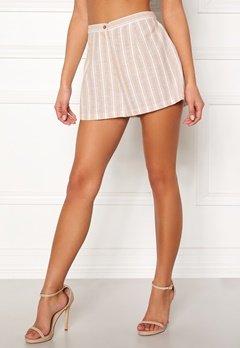 BUBBLEROOM Chiselle shorts Beige / Striped Bubbleroom.se