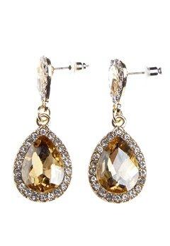 BUBBLEROOM Drops crystal earring Bubbleroom.se