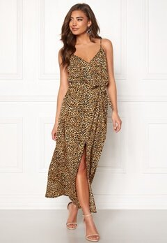 BUBBLEROOM Ellie dress Leopard Bubbleroom.se