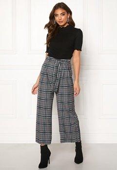 BUBBLEROOM Felicia trousers Grey / Checked Bubbleroom.se