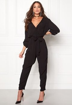 BUBBLEROOM Hailie jumpsuit Black Bubbleroom.no