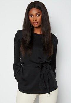 BUBBLEROOM Hortense blouse Black bubbleroom.se