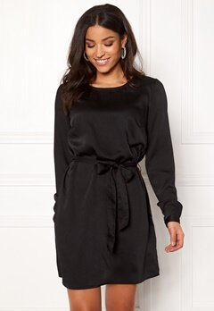 BUBBLEROOM Hortense dress Black Bubbleroom.se