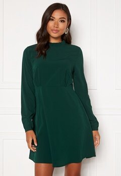 BUBBLEROOM Irida dress Dark green Bubbleroom.se