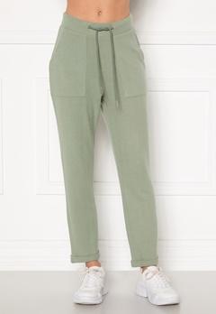 BUBBLEROOM Juno supersoft trousers Green Bubbleroom.se