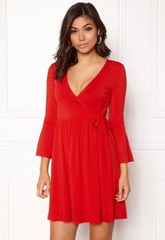 BUBBLEROOM Kaylee dress Red Bubbleroom.se