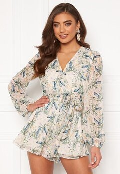 BUBBLEROOM Kinsley playsuit Floral Bubbleroom.se