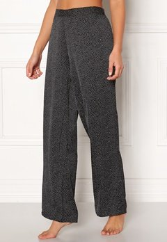 BUBBLEROOM Laila pyjama pants Black / White / Dotted Bubbleroom.se